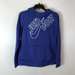 Nike Dri-Fit youth pullover training hoodie XL